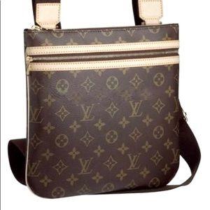 Authentic Louis Vuitton Bosphore Messenger bag